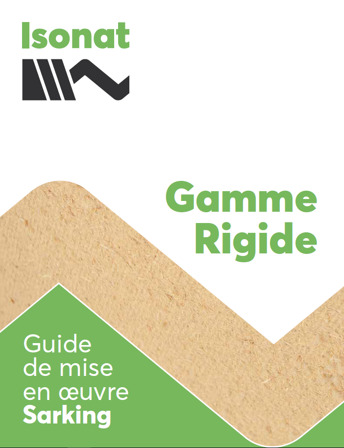 Guide sarking gamme rigide
