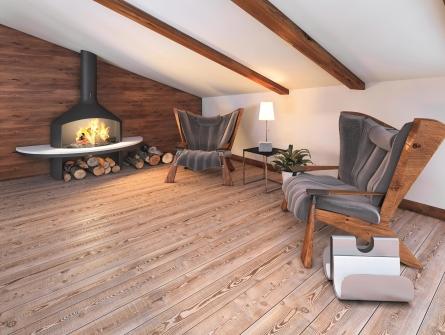 isolation en fibre de bois des combles am nag s et perdus. Black Bedroom Furniture Sets. Home Design Ideas